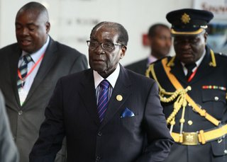 Все участники Олимпиады-2016 из Зимбабве арестованы на родине по приказу президента страны
