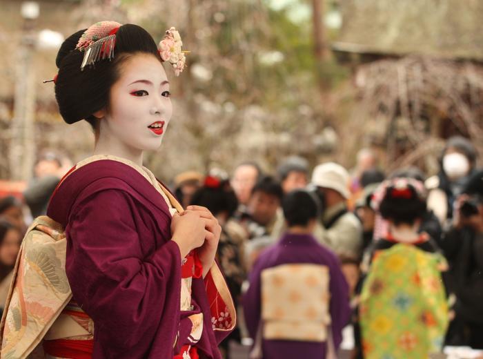 Особенности Японии