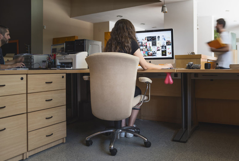 Компания создала аксессуар для снятия стресса на работе