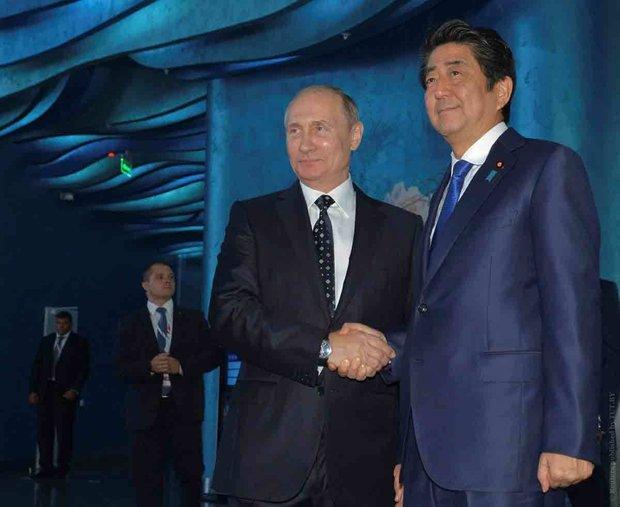 Путин назвал необходимые условия для мирного договора между Россией и Японией
