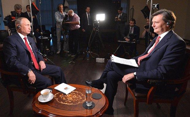Путин — о дочерях, сложностях в управлении страной и новом президенте