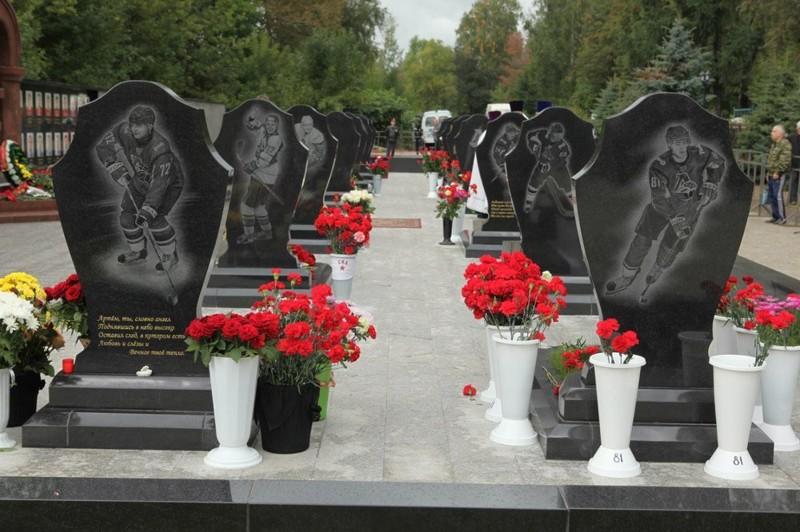 «Локомотив» - сегодня пять лет со дня авиакатастрофы, унесшей жизни 43-х человек