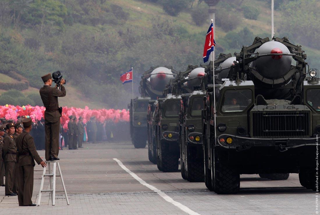 Северную Корею заподозрили в проведении крупнейшего ядерного испытания