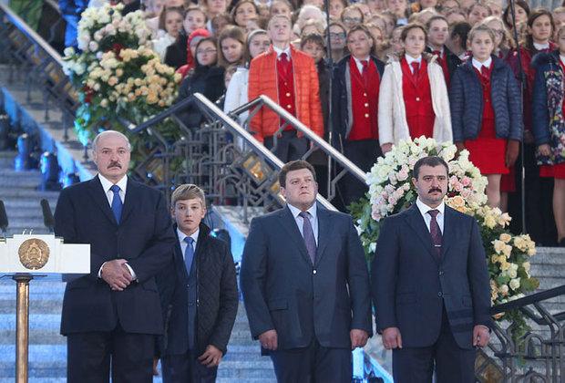 Лукашенко: Да я не доживу до этого, пока Коля станет президентом…