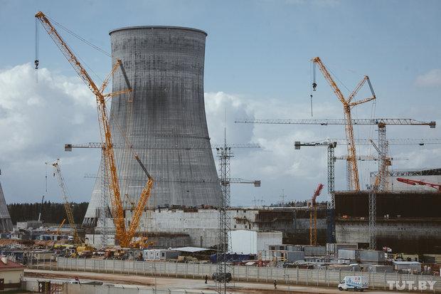 Беларусь и Литва обсудили ЧП на стройке БелАЭС: 10 инцидентов, 3 смерти, замена корпуса реактора