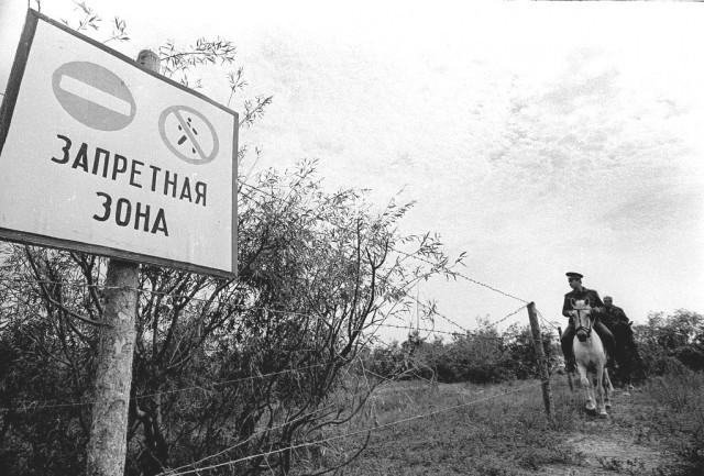 Чернобыль.Съемки мая 1986-го