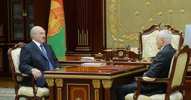 Лукашенко — о газовом споре с Россией