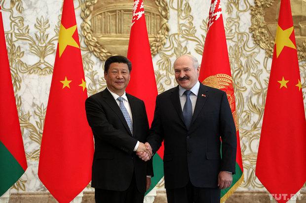 Президент отправился с официальным визитом в Китай