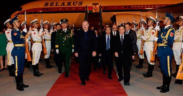 Лукашенко в Китае: Мы будем делать все, чтобы ваши интересы были представлены в Европе