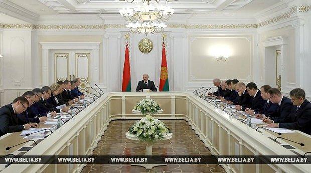 Лукашенко — о переговорах с МВФ