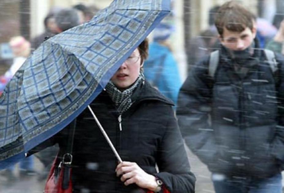 дожди и сильный ветер