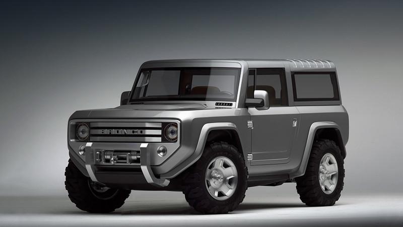 Компания Ford всё-таки возродит внедорожник Bronco