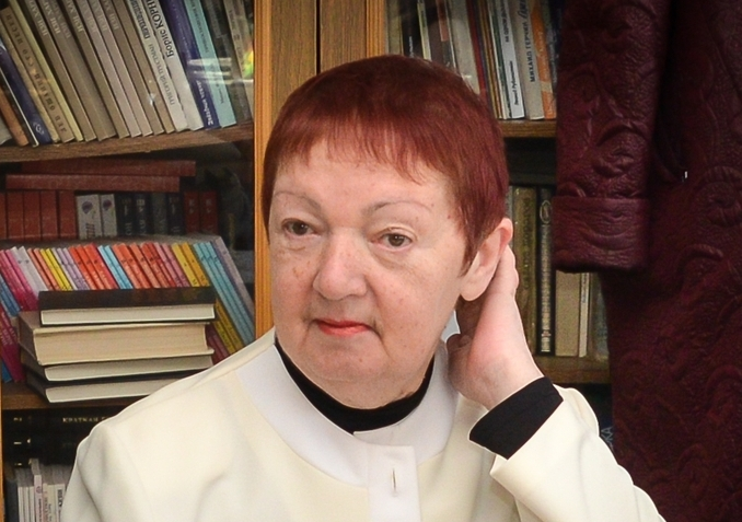 Нина Львовна Виленчик ушла из жизни