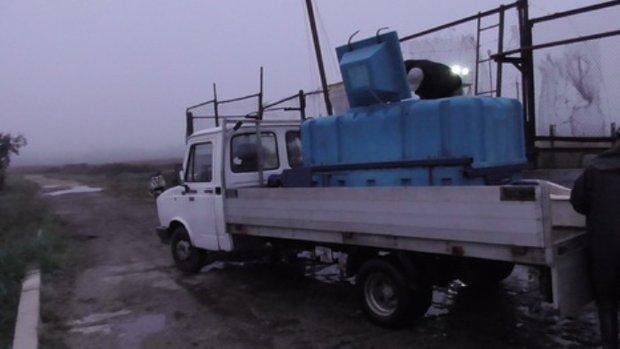 Предпринимателя из Осиповичей задержали с 250 кг
