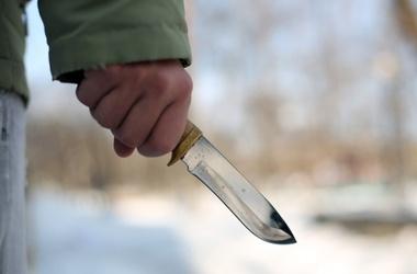 Нож - как аргумент в споре