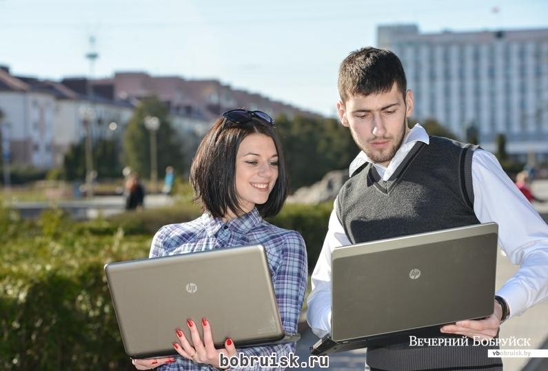 На сессии горсовета обсудили уровень информатизации Бобруйска
