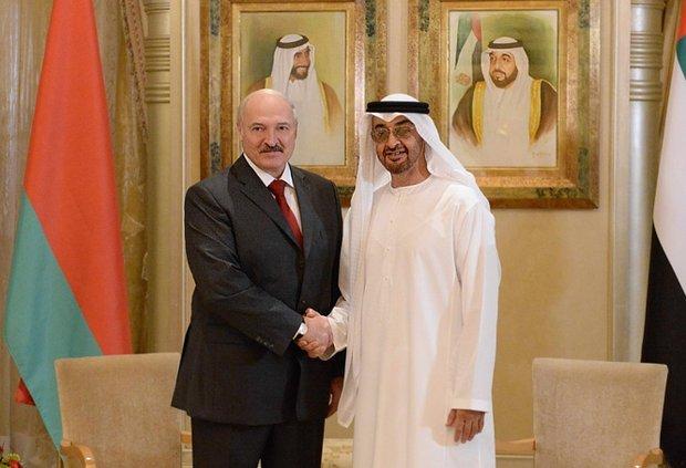Лукашенко встретился с наследным принцем