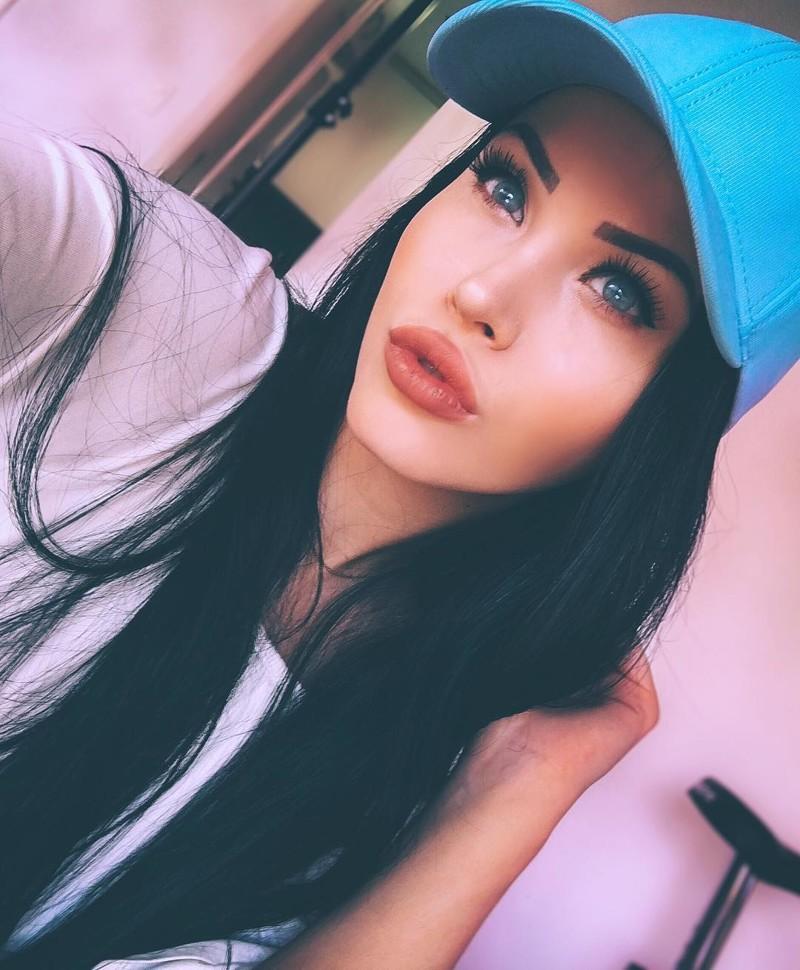 20-летняя жительница Параны — Клаудия Аленде