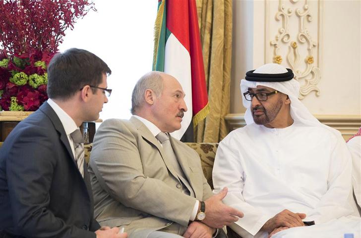 Лукашенко подсказал арабскому шейху