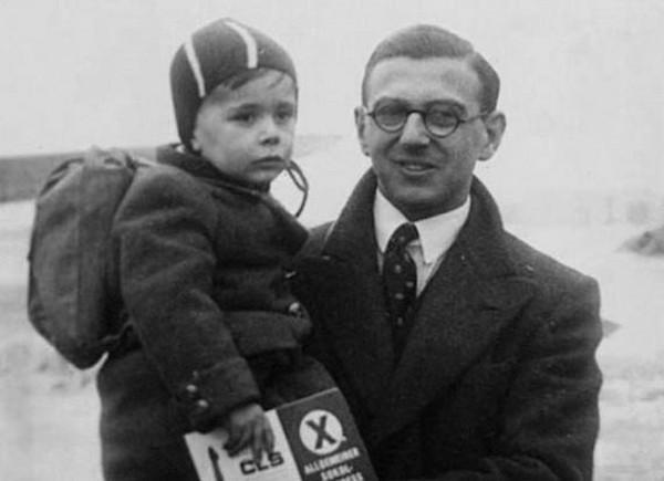 Во время Холокоста мужчина спас 669 детей