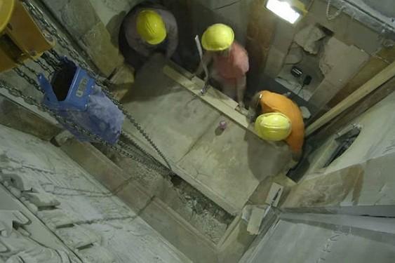 Археологи сообщили результаты исследования Гроба Господня