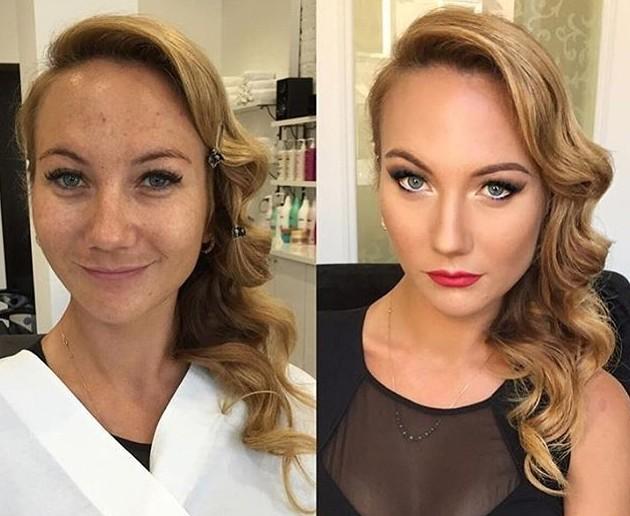 Никогда не доверяй женщине с макияжем: 26 ошеломляющих работ визажистов