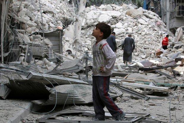 США возложили на Россию ответственность за авианалеты на Алеппо