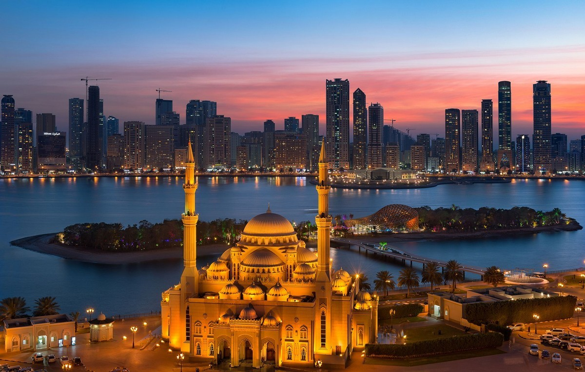 Потрясающие снимки Дубая