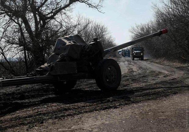 В зоне вооруженного конфликта на Донбассе обострилась ситуация