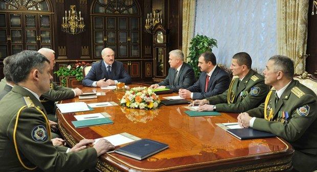 Лукашенко назначил нового главу Службы безопасности президента