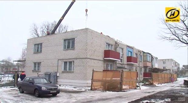 В Бобруйском районе из-за затянувшегося капремонта затопило дом