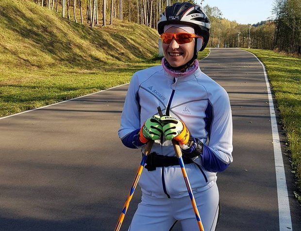 Домрачева включена в заявку на этап КМ в Оберхофе