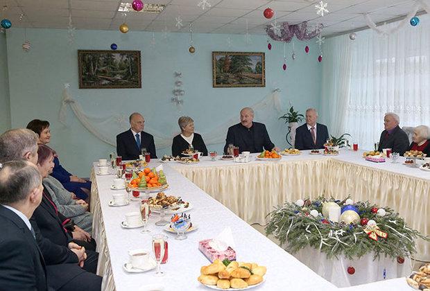 Лукашенко рассказал о лучшем подарке для себя в новом году: