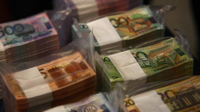 Банковские заначки спасли от затягивания поясов