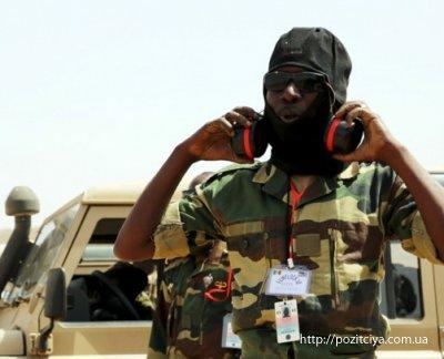 Армия Сенегала вторглась в Гамбию