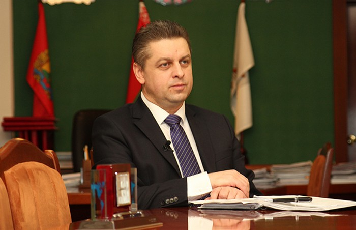 Бывший председатель Бобруйского горисполкома Андрей Коваленко