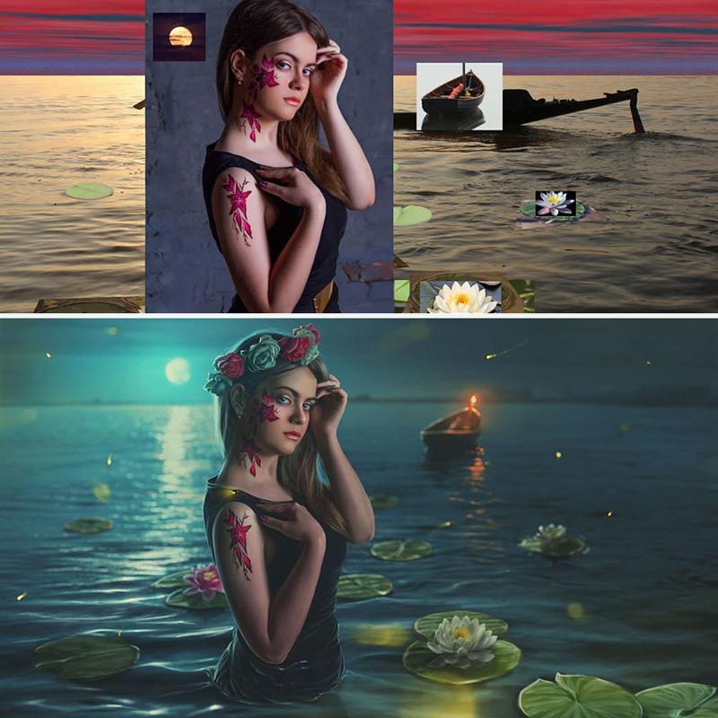Искусство мастера фотошопа