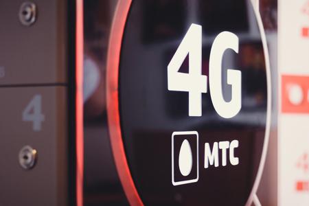 МТС запустил 4G-Интернет