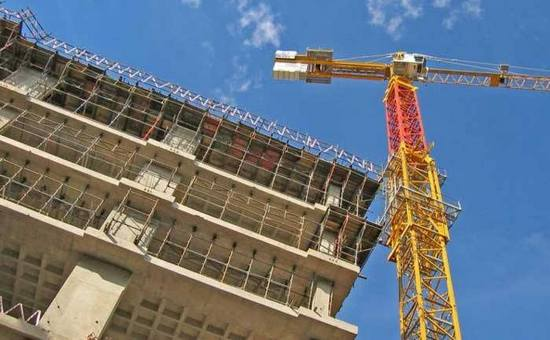 строят многоэтажку