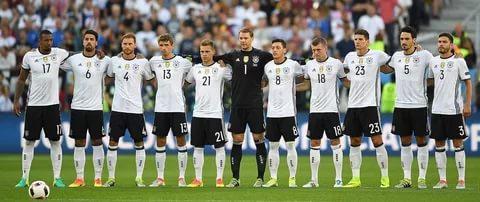 Билеты на матчи сборной Германии