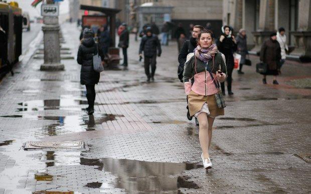 На неделе весна укрепит позиции: станет теплее, но без дождей не обойдется