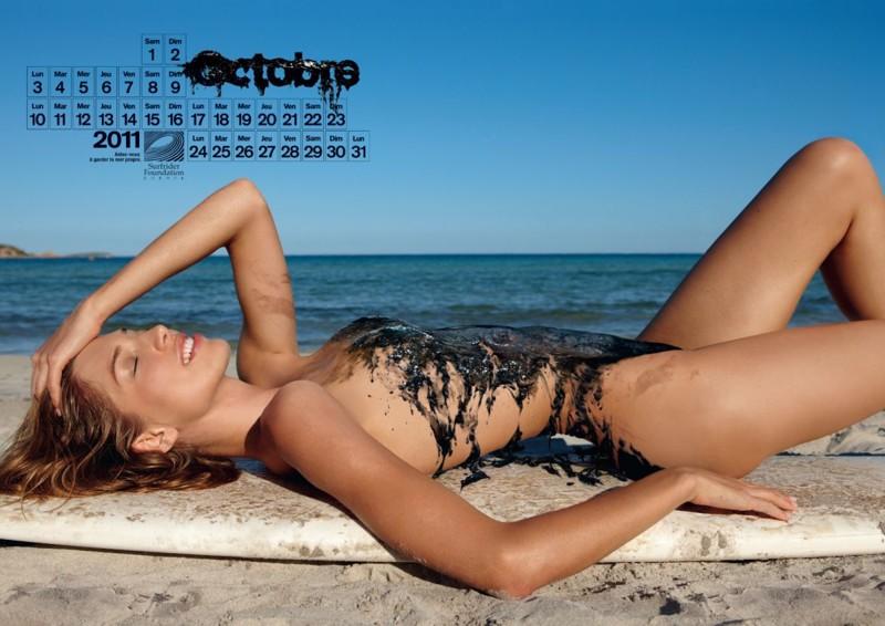 10 странных эротических календарей