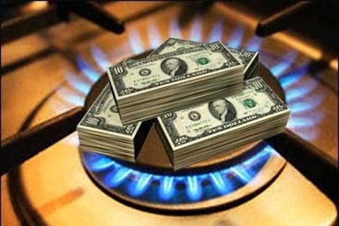 цена газа порядка 400 долларов