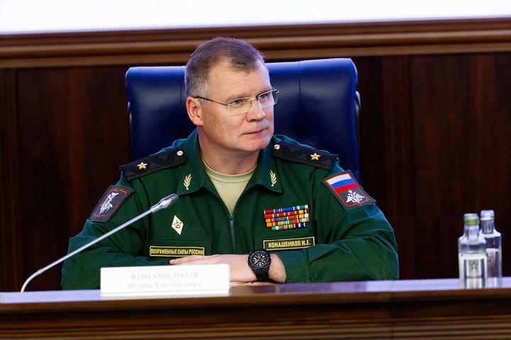 Минобороны России: только 23 из 59 ракет Tomahawk долетели до атакованной авиабазы в Сирии