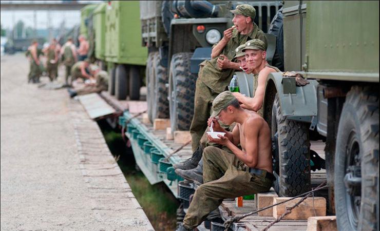 Российские войска после учений могут остаться в Беларуси