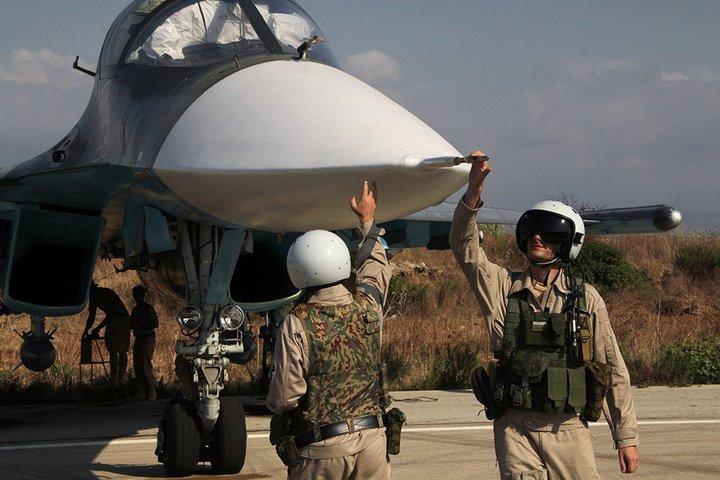 Россия с 1 мая прекратила применение боевой авиации в Сирии