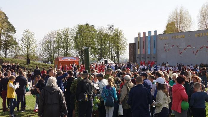 5 мая район Киселевичи