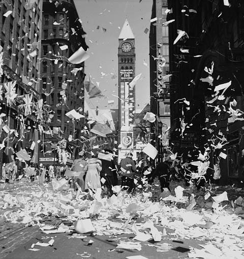Как праздновали Победу в мире