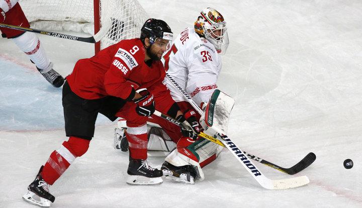 Белорусские хоккеисты потерпели четвертое подряд поражение на ЧМ