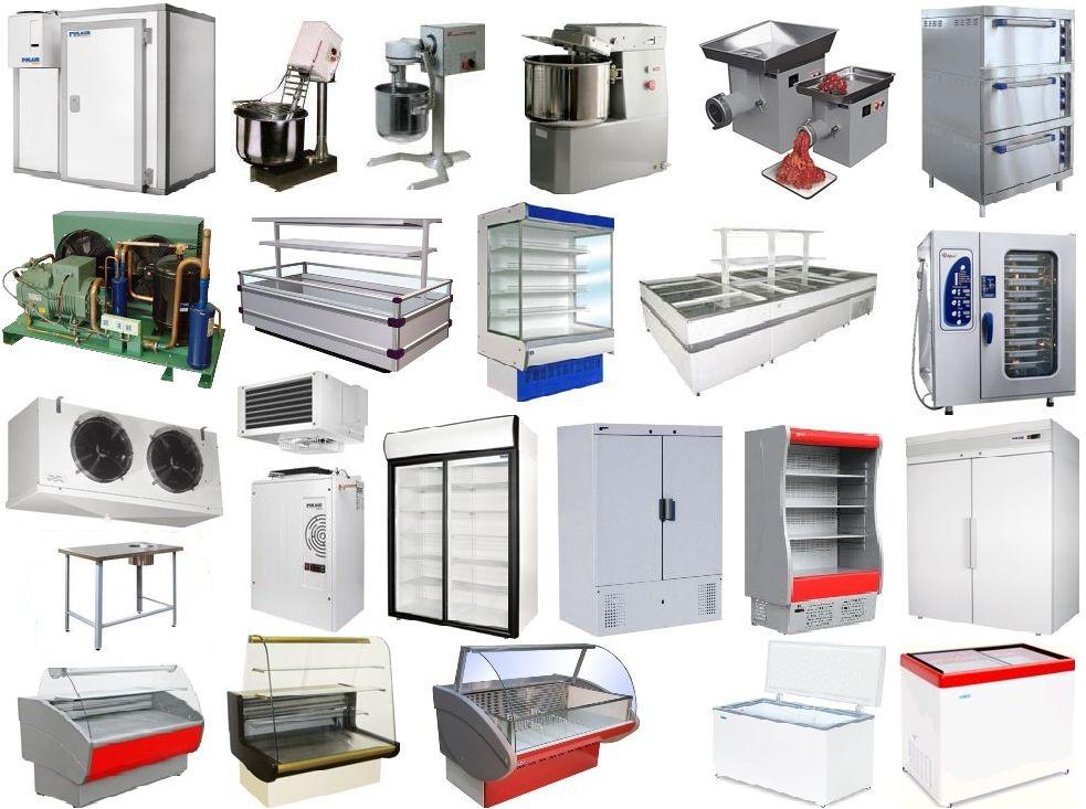 Разновидности охладительного оборудования
